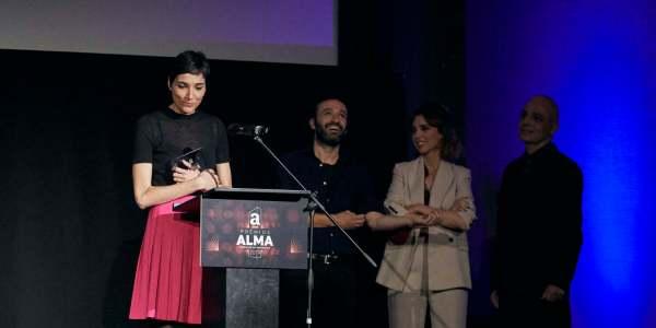 Premios ALMA, Isabel peña, Rodrigo Sorogoyen, El Palomitrón