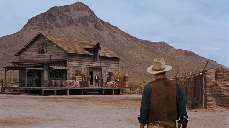 John Wayne + Río Bravo + El Palomitrón