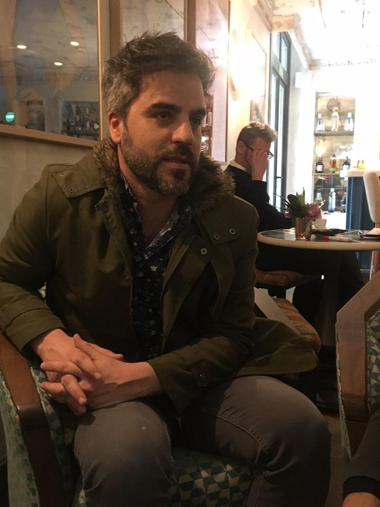 Ernesto Sevilla Entrevista Lo dejo cuando quiera - El Palomitrón