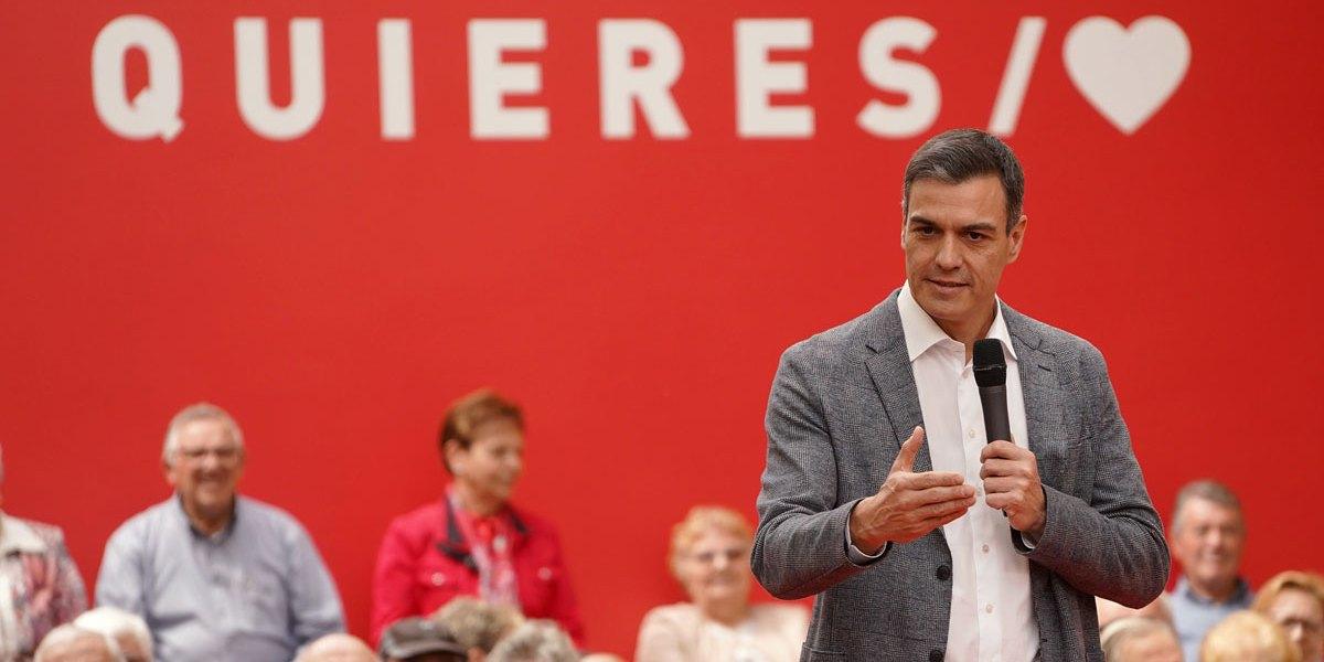 Pedro Sánchez - El Palomitrón