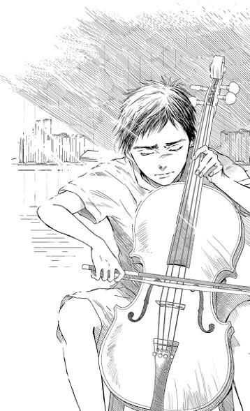 Reseña de Boku no Giovanni violonchelo - El Palomitrón