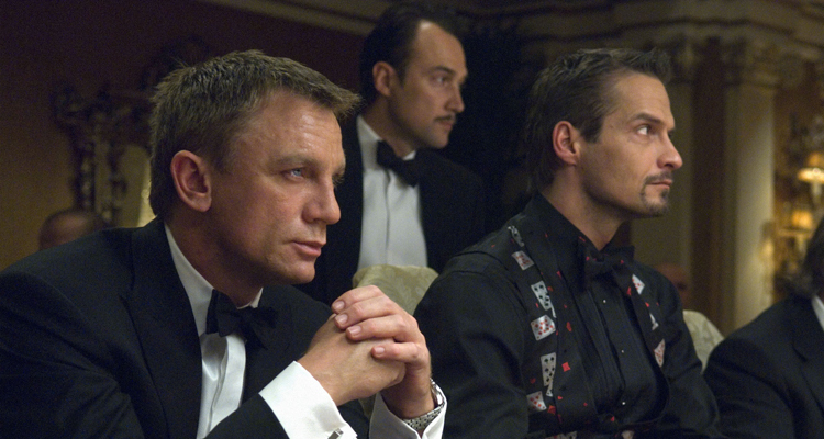 Casino Royale Películas de espías siglo XXI - El Palomitrón