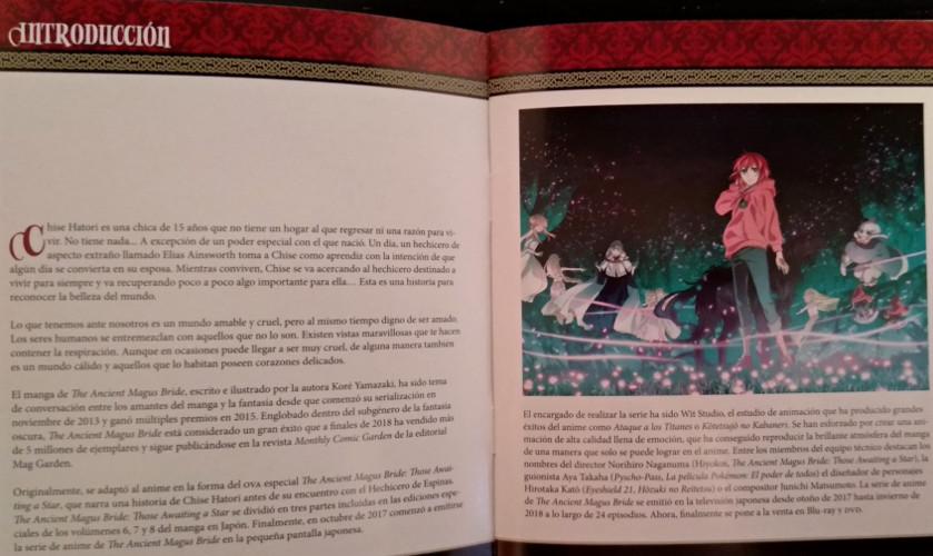 edición coleccionista de The Ancient Magus Bride galería 5 - El Palomitrón