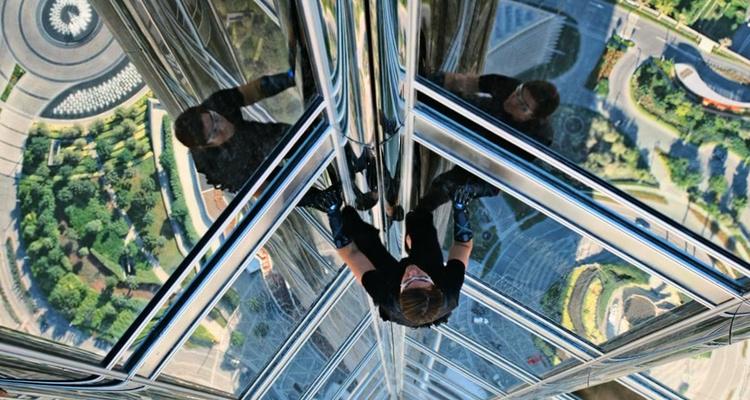 Tom Cruise Películas de espías siglo XXI - El Palomitrón