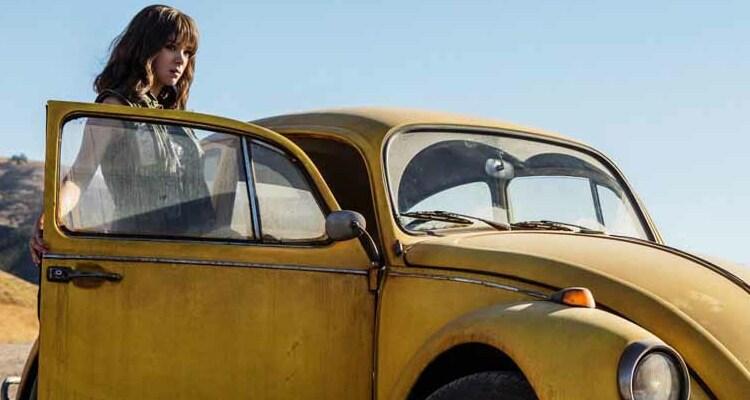 Hailee Steinfeld Reseña del Blu-Ray de Bumblebee - El Palomitrón