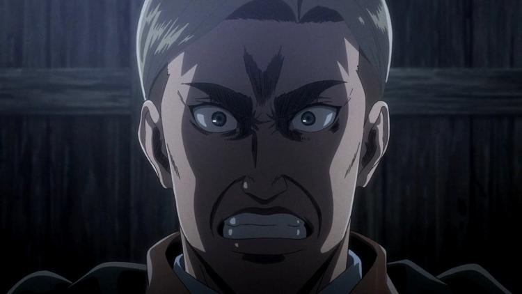 Crítica de Shingeki no Kyojin 3x16 Erwin 2 - el palomitron