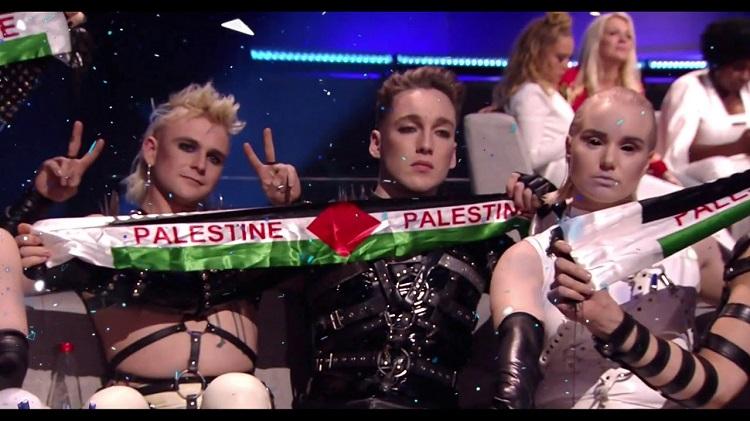 Iceland Palestine - El Palomitrón
