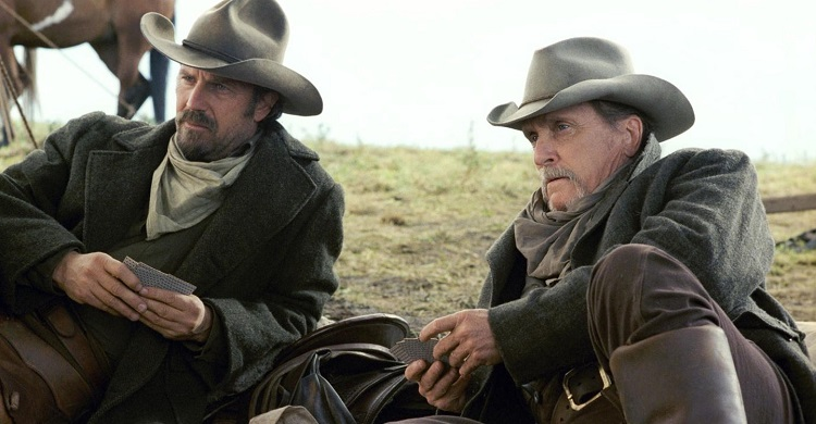 mejores westerns del siglo XXI Kevin Costner, Robert Duvall + Open range + El Palomitrón