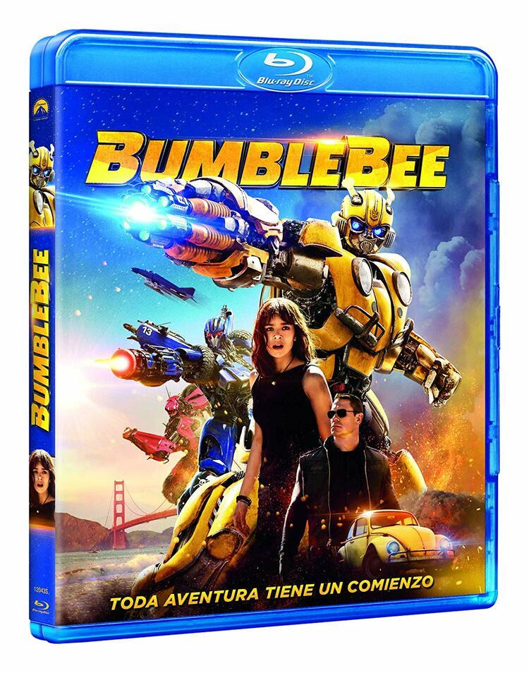 John Cena Reseña del Blu-Ray de Bumblebee - El Palomitrón