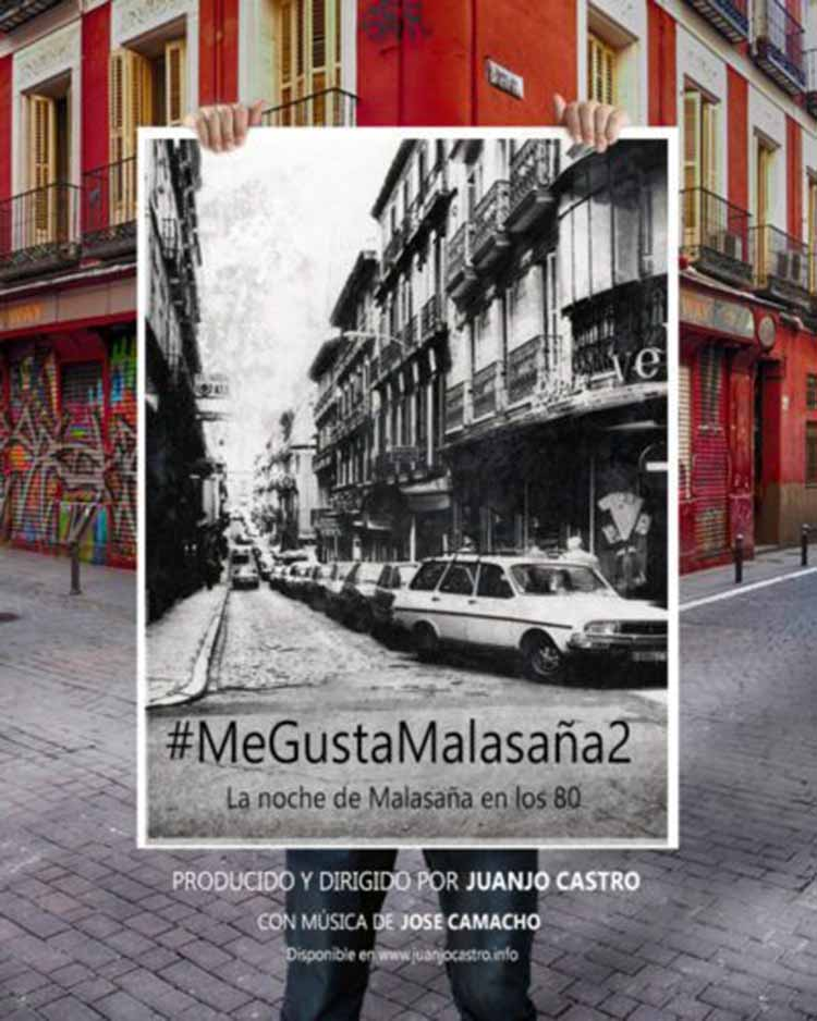 Me Gusta Malasaña 2- Cartel- El Palomitron