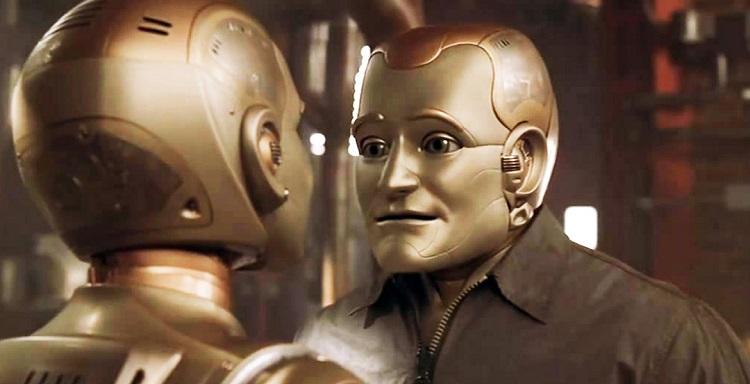 Robots de cine
