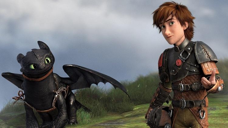 Como entrenar a tu dragon 2 - El Palomitrón