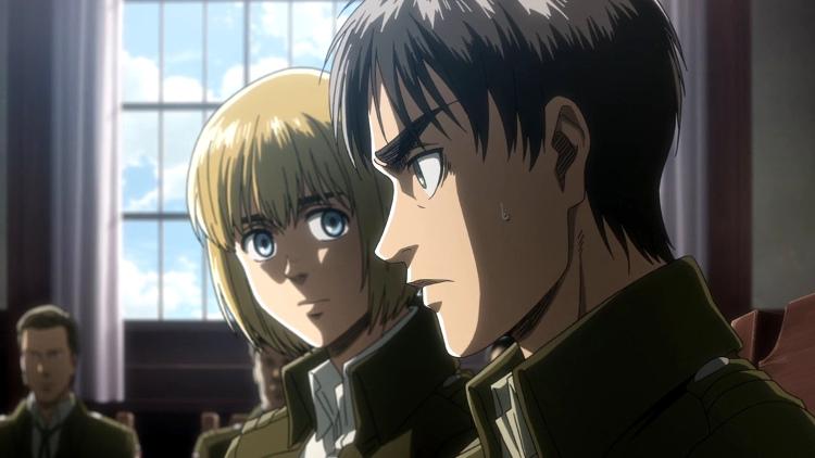 Crítica de Shingeki no Kyojin 3x21 Armin - El Palomitrón