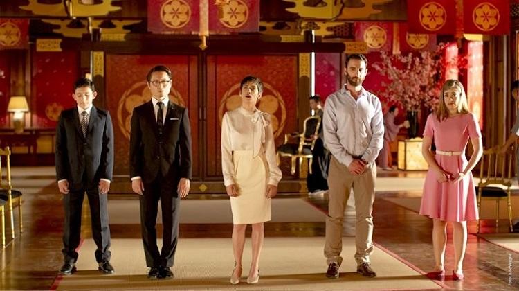 Los Japón_Dani Roviera_María León_Salón del trono_El Palomitron