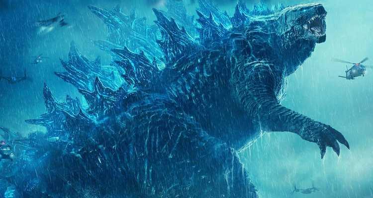 Godzilla Godzilla: Rey de los monstruos - El Palomitrón
