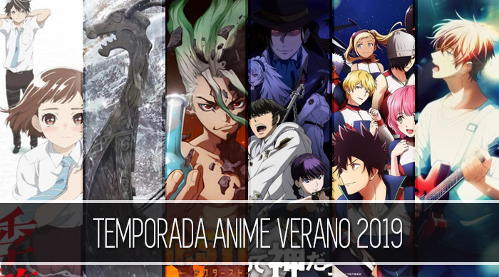 Temporada anime verano 2019 banner lateral - El Palomitrón