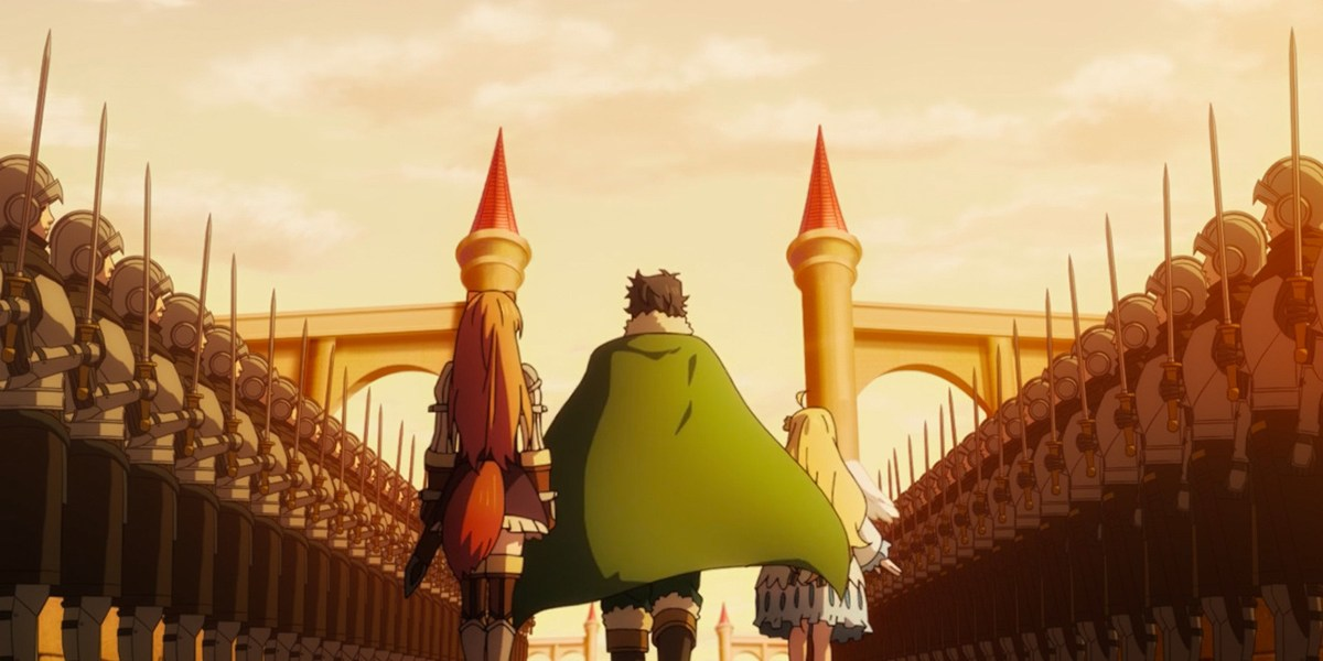 héroe en The Rising of the Shield Hero
