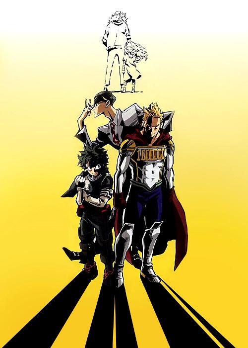 fecha de estreno de la cuarta temporada de Boku no Hero Academia segunda imagen promocional - El Palomitrón