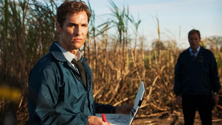 True detective + Matthew McConaughey + El Palomitrón