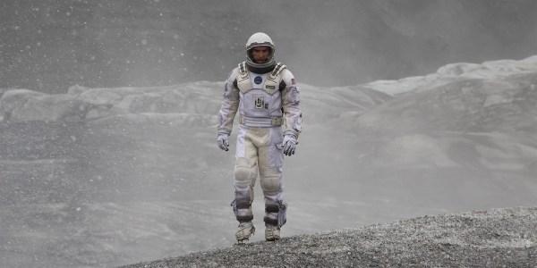 Interstellar + Matthew McConaughey + El Palomitrón