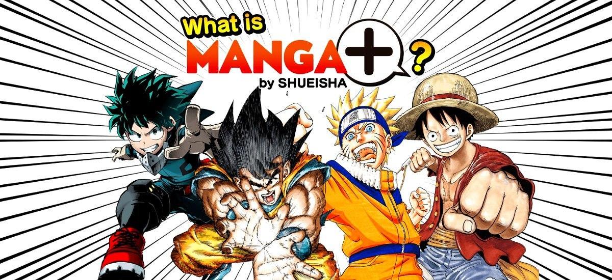 Catálogo Manga Plus destacada - El Palomitrón