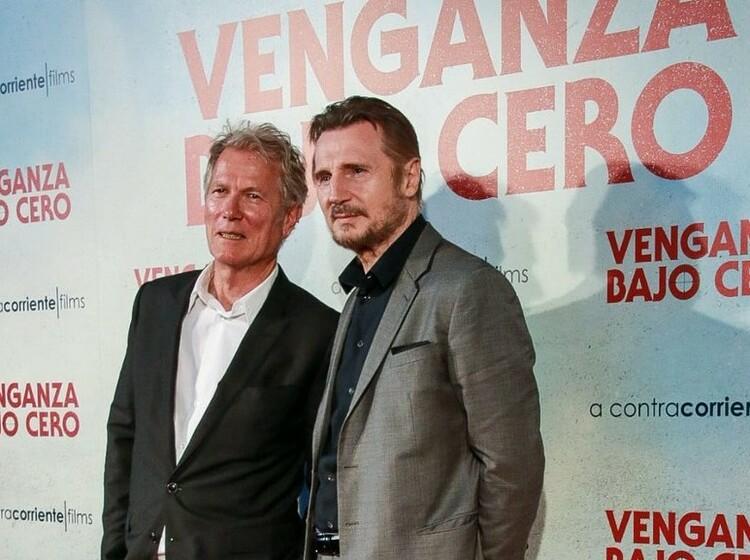 Venganza bajo cero, Hans Petter Moland y Liam Neeson, EL PALOMITRÓN