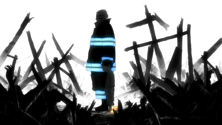 David Production y el éxito del anime Fire Force Shinra - el palomitron