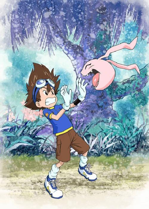 Fecha de estreno y tráiler de Digimon Adventure Last Evolution Kizuna poster 2 - El Palomitrón