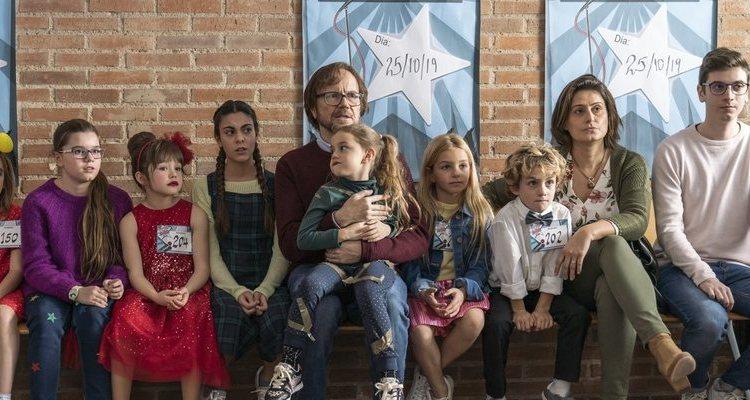Santiago Segura Crítica de Padre no hay más que uno - El Palomitrón