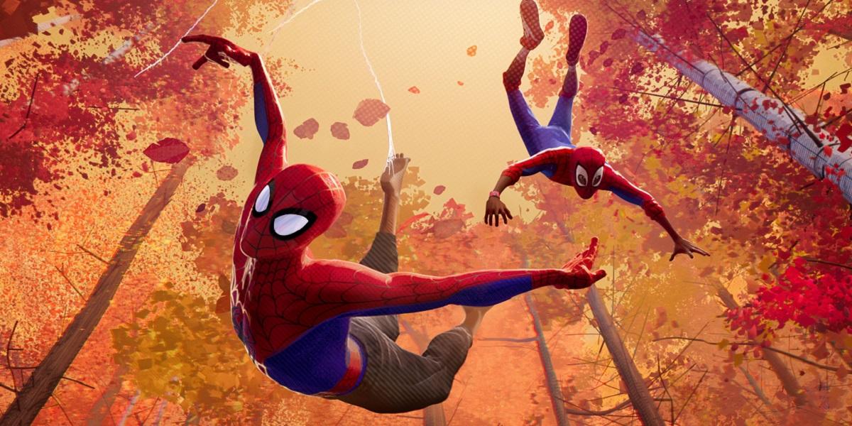 Spiderman Un nuevo Universo - El Palomitrón