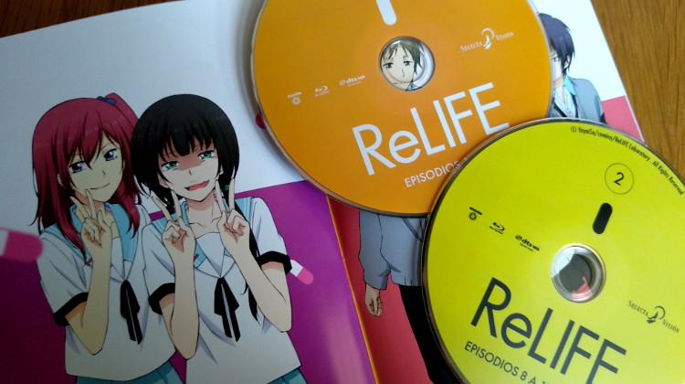 edición coleccionista de ReLIFE Galería 5 - El Palomitrón