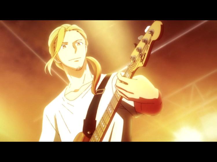Crítica del anime de Given Haruki playing - El Palomitrón
