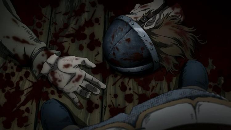 Crítica del anime de Vinland Saga Thors 2 - El Palomitrón
