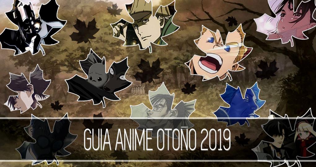 Guía de anime otoño 2019 destacada - El Palomitrón
