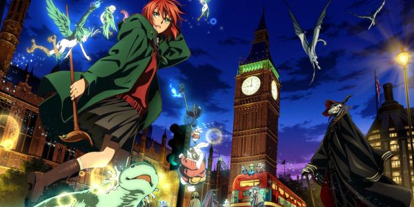 The Ancient Magus Bride está disponible en Netflix destacada - El Palomitrón