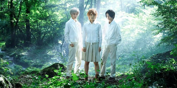 live-action de The Promised Neverland para 2020 protagonistas - El Palomitrón