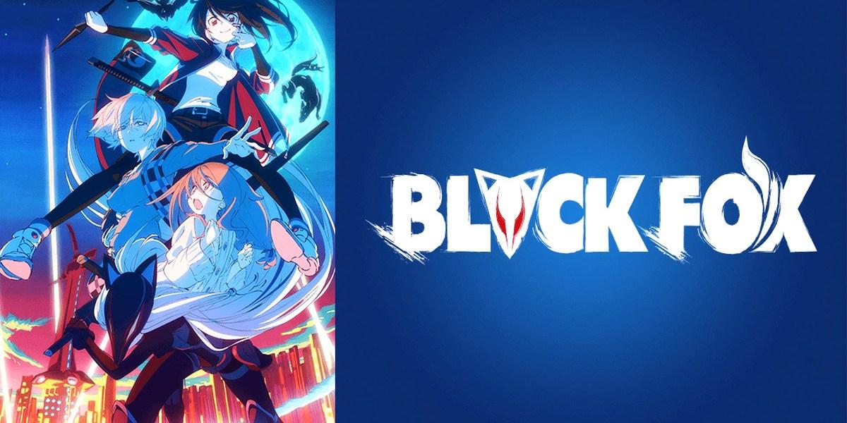 película de BlackFox llegará a Crunchyroll personaje - El Palomitrón
