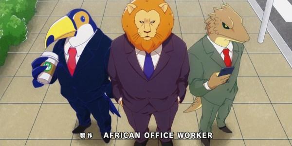 Crítica de Africa no Salaryman destacada - El Palomitrón