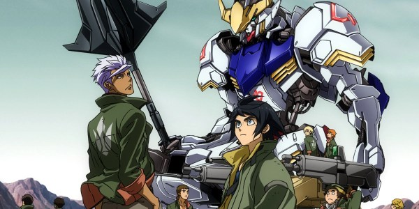 Estrenos anime Netflix noviembre 2019 Mobile Suit Gundam Iron-Blooded Orphans - El Palomitrón