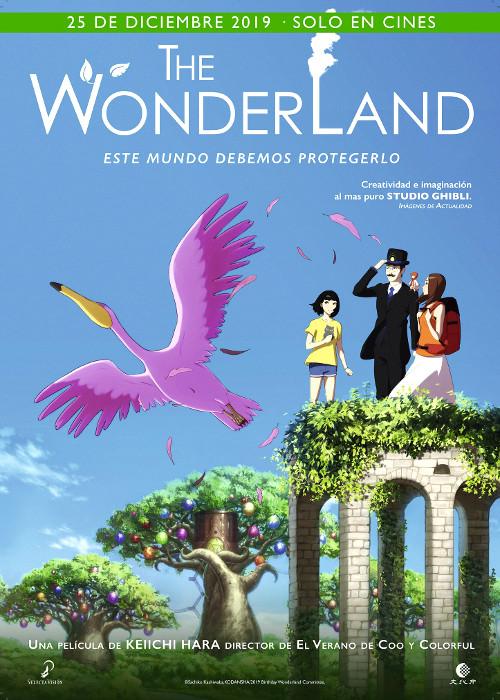 Fecha de estreno de The Wonderland 25 de diciembre - El Palomitrón