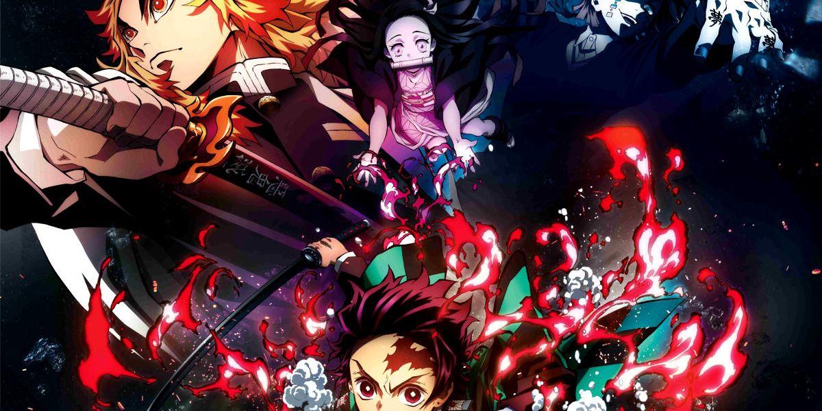 Fecha de estreno y tráiler de la película de Kimetsu no Yaiba destacada octubre 2020 - El Palomitrón