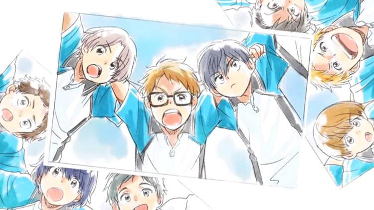 Recomendaciones anime otoño 2019 Hoshiai no Sora spokon - El Palomitrón