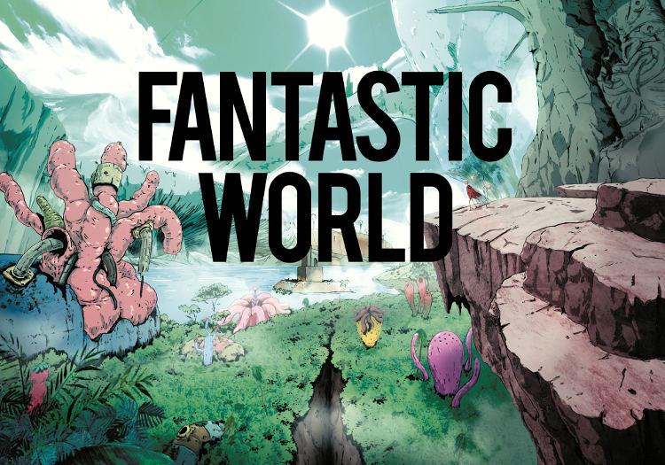 Reseña de Fantastic World Imagen 1 - El Palomitrón