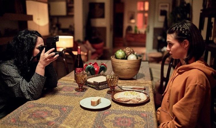 Angela Chica; comedor, Terror,app, el palomitron