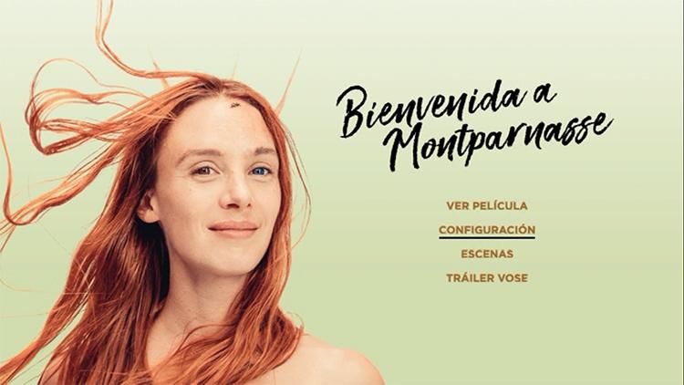 BIENVENIDA A MONTPARNASSE CAPTURA - EL PALOMITRON