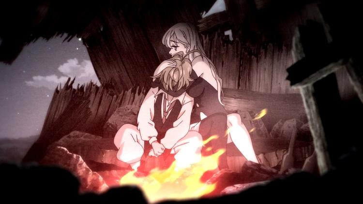 Crítica de Nanatsu no Taizai tercera temporada capítulos 1-8 Elizabeth y Meliodas - El Palomitrón