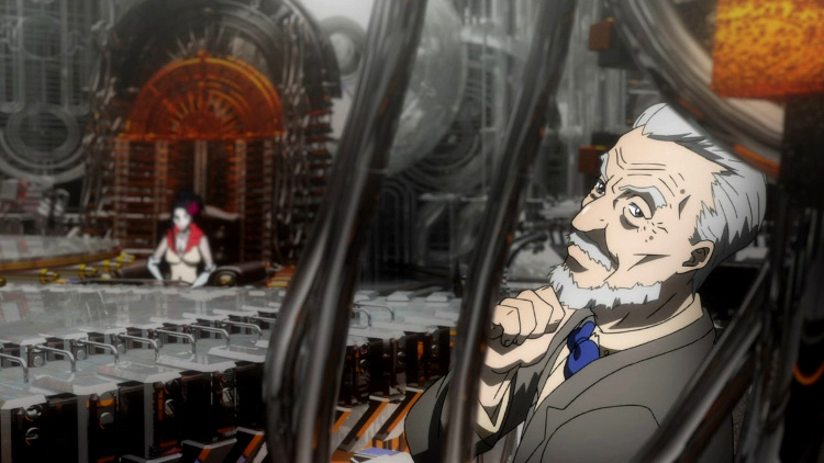 Crítica de Psycho-Pass 3 Bitfrost - El Palomitrón