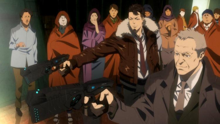 Crítica de Psycho-Pass 3 ejecutores - El Palomitrón
