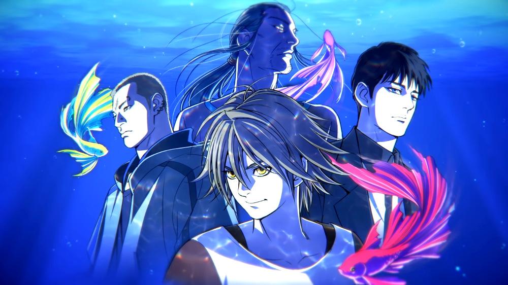 Fecha de estreno y tráiler del anime Pet destacada - El Palomitrón