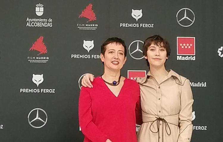 GRETA FERNANDEZ Y MARIA GUERRA EL PALOMITRONjpg